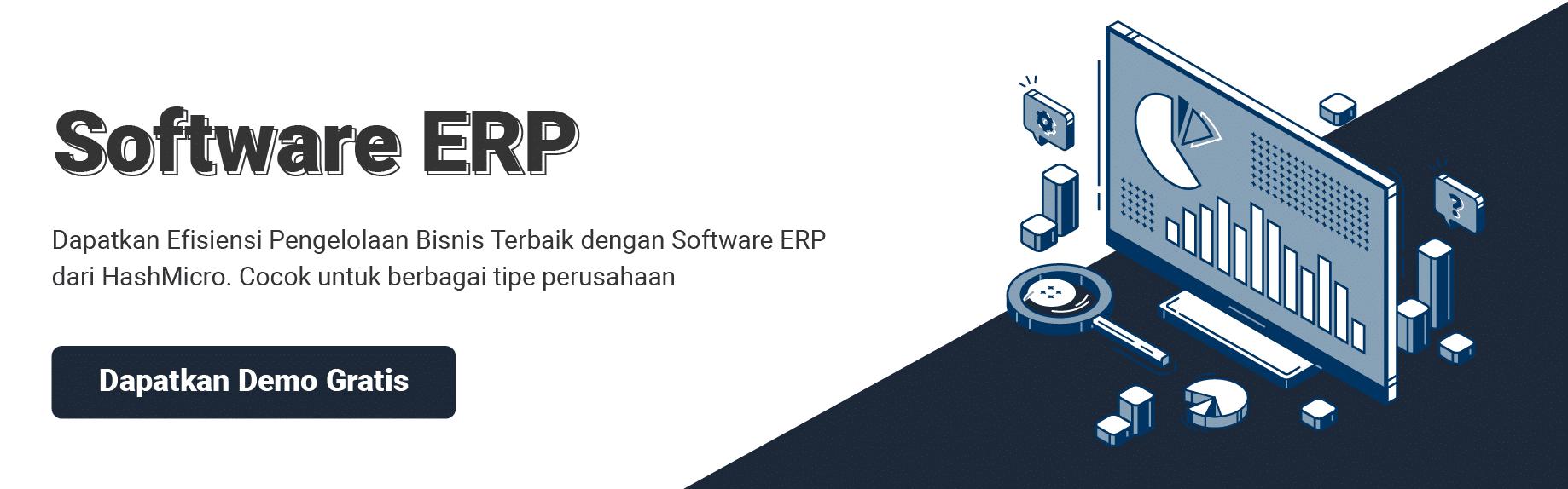 Software ERP HashMicro | Pangsa pasar adalah