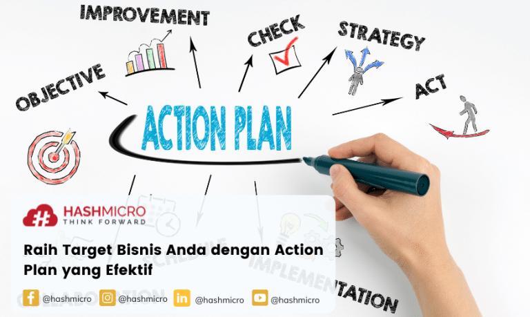 Raih Target Bisnis Anda dengan Action Plan yang Efektif