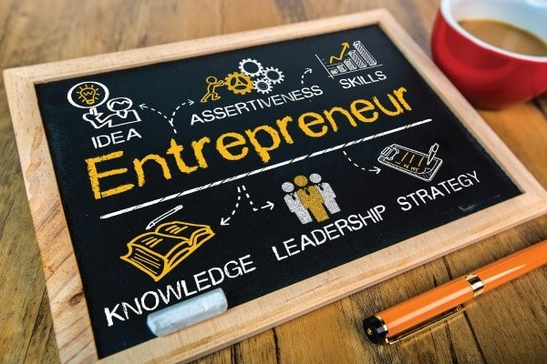 karakteristik entrepreneur