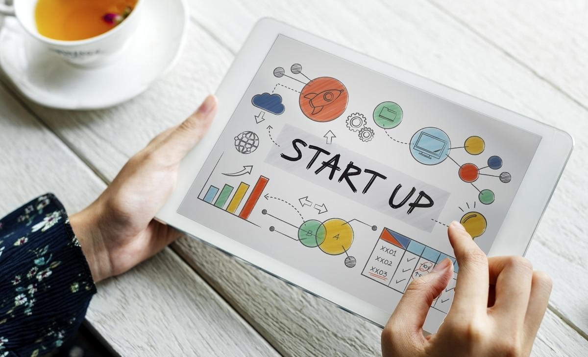 Startup on Tablet