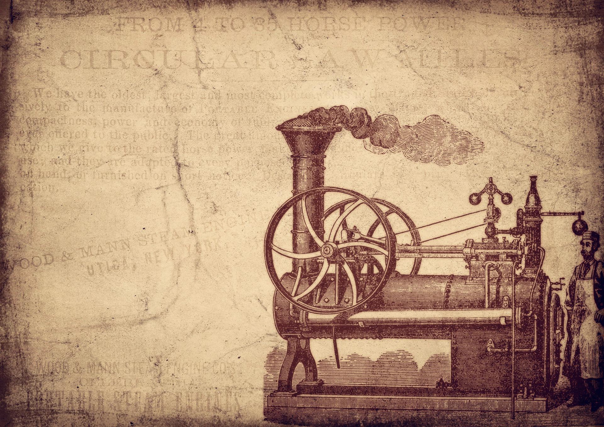 Sejarah Revolusi Industri 1.0