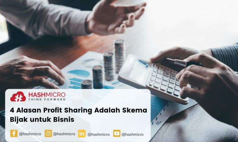 4 Alasan Profit Sharing Adalah Skema Bijak untuk Bisnis