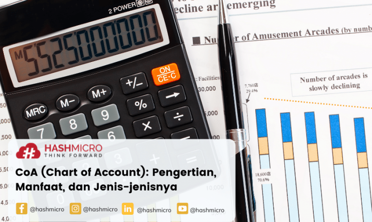CoA (Chart of Account): Pengertian, Manfaat, dan Jenis-jenisnya