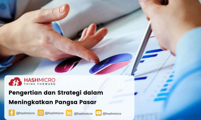 Pangsa Pasar Adalah: Pengertian dan Strategi dalam Meningkatkannya!